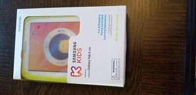 Samsung Galaxy Kids Tab E Lite SM-T113 8GB, Wi-Fi,7in White-Bumper Case Included