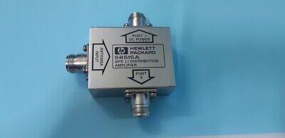 Hp 58515a Gps L1 Distribution Amplifier
