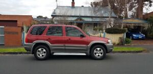 2006 Mazda Tribute Auto Sunroof with Rego RWC Ready Oakleigh Monash Area Preview