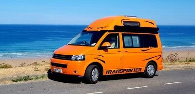 Transporter T5 Autosleeper Caravelle high roof Top2.5 TDI Campervan Motorhome px