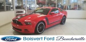 2013 Ford MUSTANG GT COUPÉ Boss 302