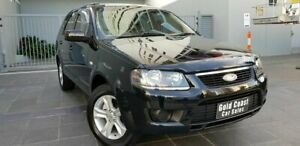 2009 Ford Territory SY MkII TX (RWD) Black 4 Speed Auto Seq Sportshift Wagon Southport Gold Coast City Preview