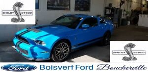 2012 Ford Mustang Shelby GT500 SVT TRACKPACK