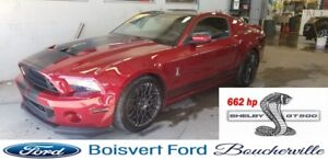 2014 Ford MUSTANG SHELBY GT500 Shelby GT500 662HP