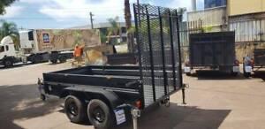 10x5 Plant Traielr  2800kg GVM on Road $4600/= Available now Minchinbury Blacktown Area Preview