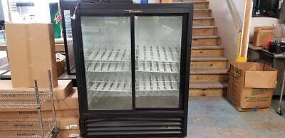True Sliding Glass Door Merchandiser Gdm-41sl-60-hc-ld