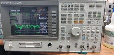 Agilent Hp 89410a Vector Signal Analyzer Opt Ayb Ay7 Ay9 Ufg