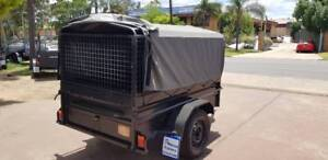 7x4 with Canvas Cover and 1 yr registration on Road  $2000 Smithfield Parramatta Area Preview