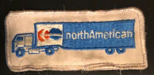 North Ametican Van Lines Semi Truck Patch GMC Peterbuilt Kenworth KW Mack Volvo