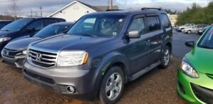 2015 Honda Pilot EX-L 8 Passenger / Leather / Honda Certified