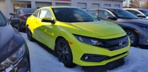 2019 Honda CIVIC CPE SPORT Sport The Home of the Royal Treatment