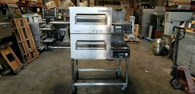 Lincoln Impinger Double Deck Electric Pizza Oven 1162 - Works Great