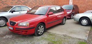 2006 Hyundai Elantra Automatic Sedan with Rego and RWC Oakleigh Monash Area Preview