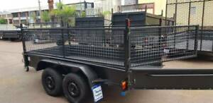 10X5 HI SIDE HEAVY DUTY 600MM CAGE 12 MONTHS PRIV REGO $2700 Smithfield Parramatta Area Preview