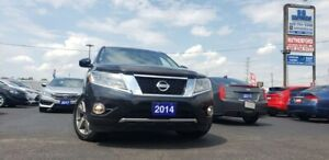 2014 Nissan Pathfinder Platinum 7 Seater! WE FINANCE!