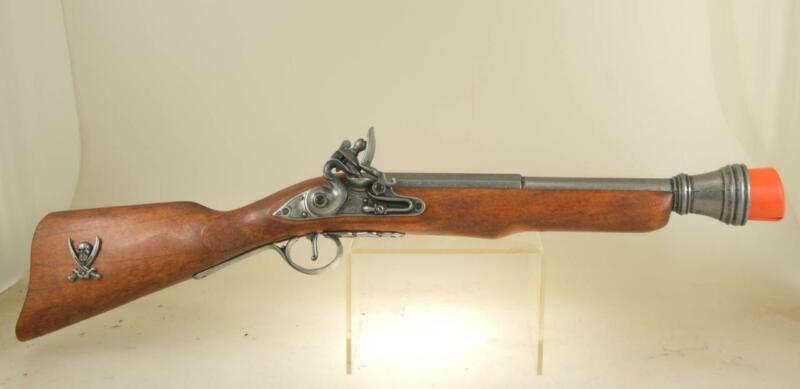 DENIX  PIRATE FLINTLOCK BLUNDERBUSS  REPLICA DEN41094G