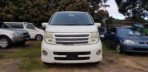 2005 Nissan Elgrand 8 Seater Drive Away with Warranty Oakleigh Monash Area Preview
