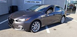 2016 Mazda Mazda3 GT GPS TOIT OUVRANT MAGS 18 POUCES