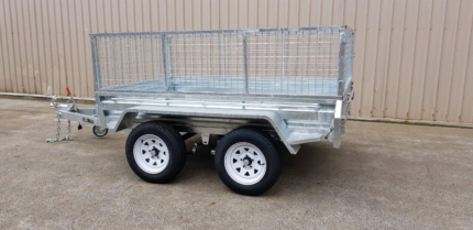 10×5 tandem axle trailers with top quality Bayswater Knox Area Preview
