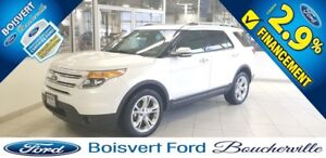 2015 Ford EXPLORER LIMITED LIMITED AWD CUIR TOIT NAV GPS