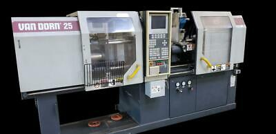 Van Dorn 250-80 30 Ton Injection Molding Machine Ergotech-compact 2 Available