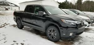 2019 Honda Ridgeline sport Sport Home of the Royal Treatment