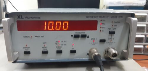 XL Microwave 3200 Frequency Counter