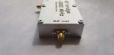 cased VNA  Return Loss  SWR  reflection bridge antenna RF bridge 1-3000 MHz