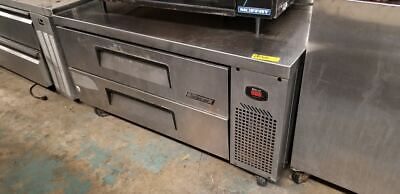 Turbo Air 48 Refrigerated Chef Base Tcbe-48sdr