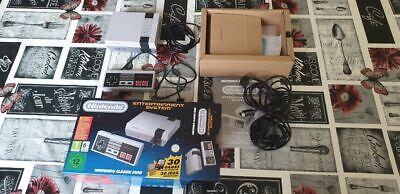 Nintendo Classic Mini - Console - NES - Completa - Giochi aggiuntivi