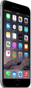 Bell/Virgin iPhone 6 Plus 64GB Space-Grey in Like New condition
