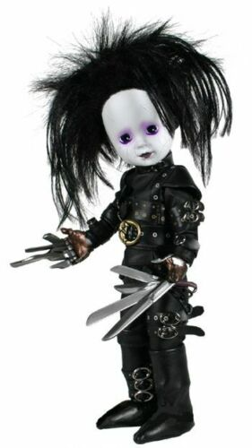 EDWARD SCISSORHANDS Living Dead Dolls Limited Edition NEW IN BOX
