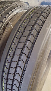 11R22.5 Stock of Aeolus New Recap Trailer Tires , 16PLY, SALE!!! Sarnia Sarnia Area image 3