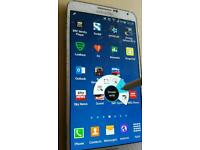 Samsung Galaxy Note 3 Unlocked with box and charger