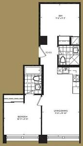 111 St.Clair Ave W, Yonge and St.Clair 2 washrooms 2 bedrooms
