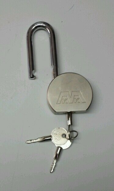 "Angal High Security 2-1/2"" Padlock Cross Key"