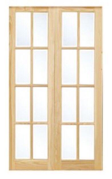 Wickes Newland Internal French Doors Frame In Stapleton Bristol