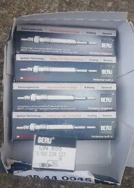 5 x Beru GN 855 Glow plugs