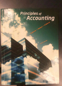 Principles Of Accounting ( Fourth Edition)