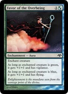 2x MTG: Favor of the Overbeing - Multi Common - Eventide - EVE - Magic Card
