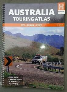 Australian Touring Atlas by Hema Maps Joondalup Area Preview