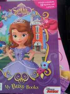 Princess Sofia play book