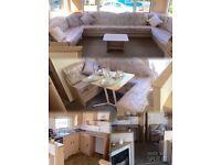 STATIC CARAVAN 2 BEDROOMS ST HELENS HOLIDAY PARK ISLE OF WIGHT