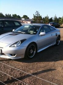 Toyota Celica -Low Miles - Private Plate