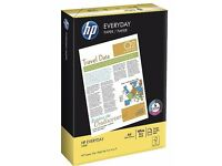 HP White A4 Paper 75GSM 500 Sheets