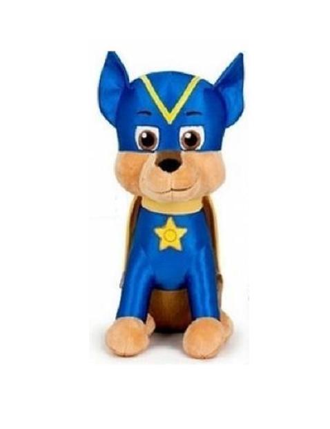 "Spin Master Paw Patrol Super Pup 9"" Plush Stuffed Chase"