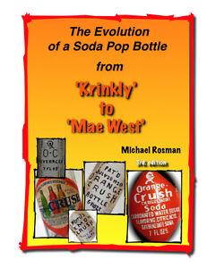 3rd. ed. Book on Orange-Crush Bottles