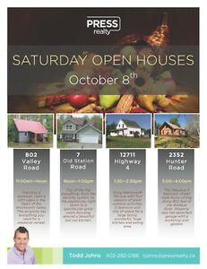 OPEN HOUSE FOR WENTWORTH SKI COTTAGES