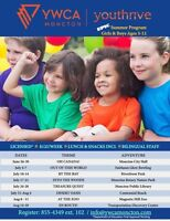 YWCA Youthrive Summer Camps
