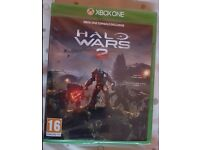 Halo Wars 2 Brand New & Sealed